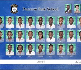 Grade 6 2017
